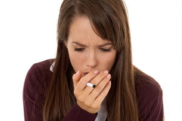 Кашель от сигарет: как избавиться, что делать