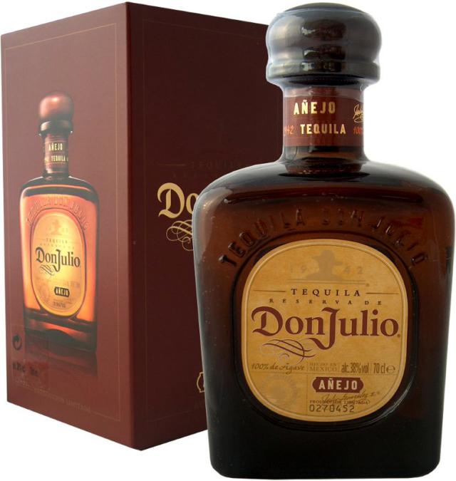 Текила Дон Хулио Репосадо, don julio reposado: крепость, состав, вкус