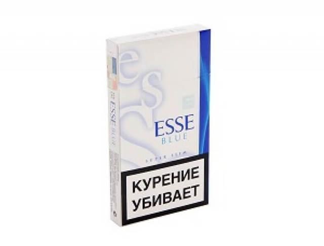 Сигареты esse exchange: вкусы, содержание никотина, смолы
