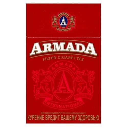 Сигареты armada, Армада: вкусы, содержание никотина, смолы