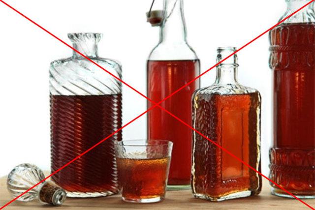 Редуксин и алкоголь: совместимость, через сколько можно, последствия