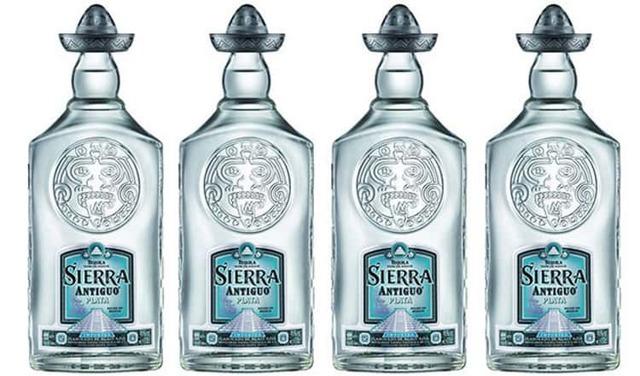Текила Сиерра Сильвер, sierra silver: крепость, состав, вкус
