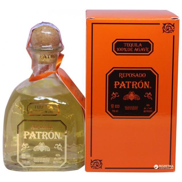 Текила Гран Патрон Платинум, grand patron platinum: крепость, вкус