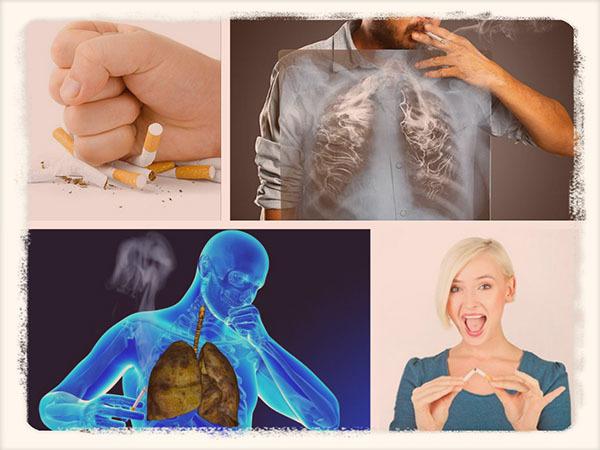 Как очистить легкие после курения: почистить, в домашних условиях