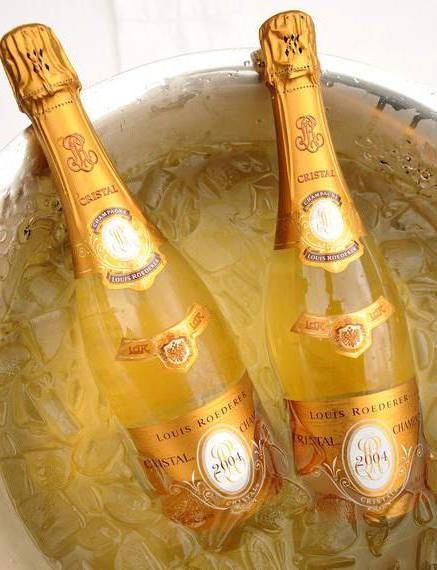 Каталог Шампанского: виды, производители