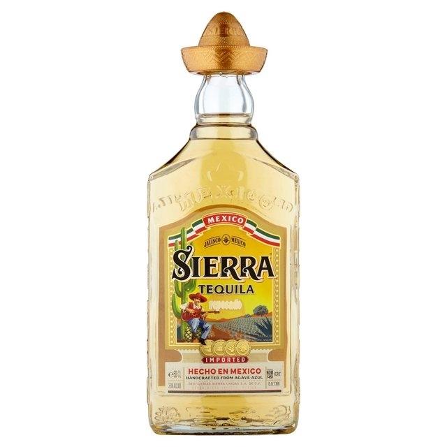 Текила Сомбреро Репосадо, sombrero reposado: крепость, вкус