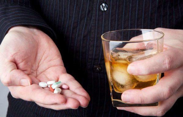 Этацизин и алкоголь: совместимость, через сколько можно, последствия