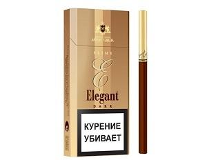 Сигареты elegant: виды, содержание никотина, смолы